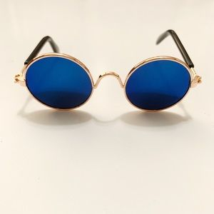 Blue Pet Sunglasses